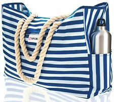 "Beach Bag XXL | Waterproof (IP64) | L22""xH15""x W6"" (56x38x15cm) 
