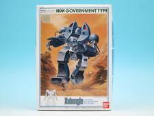 1/144 Combat Mecha Xabungle W.M Government Type Plastic Model Bandai