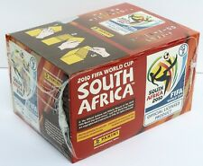 Panini World Cup 2010 - sealed box / display including 100 packs of stickers