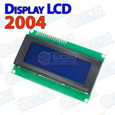 Display LCD2004 AZUL 20x04 LCM2004A Arduino LCD 2004 pantalla retroiluminado