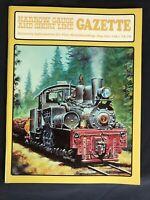 Narrow Gauge and Short Line Gazette September October 1981