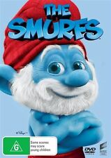 The Smurfs (DVD, 2014) brand new and sealed