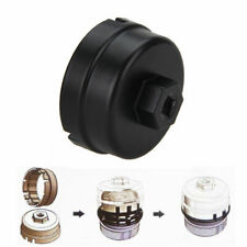 Universal Oil Filter Socket Housing Tool Remover Cup Wrench 14 Flutes`