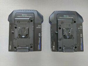 IDX CW-5HD - SDI Wireless Video Kit (V-Mount) TX & RX Included - USED