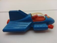 Corgi Juniors #11 Blue Superman Supermobile - Loose & Nice