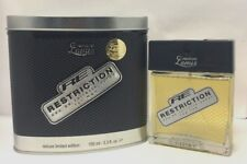 RESTRICTION DELUXE BY CREATION LAMIS 3.3 oz EDT Men's Cologne Spray NIB