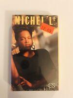 MICHEL'LE No More Lies 1989 CASSETTE SINGLE New SEALED Ruthless Dr. Dre Eazy E