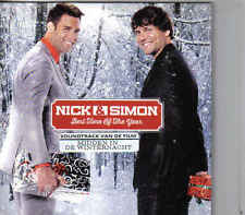 Nick&Simon-Best Time Of The Year cd single