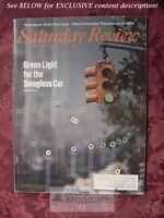 Saturday Review December 6 1969 THOR HEYERDAHL BRUCE C. HEEZEN HERBERT READ