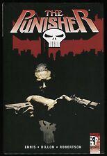 The Punisher Vol 2 Marvel Knights Hardcover HC Garth Ennis w/ X-Men's Wolverine