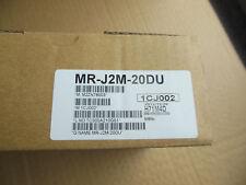 Mitsubishi Servo Drive MR-J2M-20DU NEW FREE EXPEDITED SHIPPING MRJ2M20DU