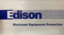 EDISON JDL300    QTY 1