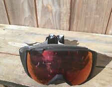 NEW WITH TAG'S SMITH I/O CHROMAPOP SUN RED ASIAN FIT SNOWBOARD/SKI GOGGLES