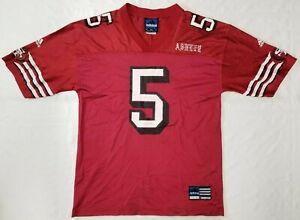 Jeff Garcia San Francisco 49ers Adidas NFL jersey unisex sz M Custom Ashley