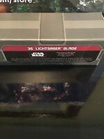"Star Wars Galaxy's Edge Legacy Lightsaber Blade 36"" Replacement + BONUS TOKEN"