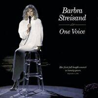 Barbra Streisand - One Voice (CD) (1987)