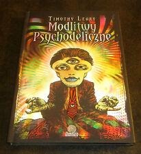 TIMOTHY LEARY PSYCHEDELIC PRAYERS POLISH TRANSLATION POLAND LSD MESCALINE peyote