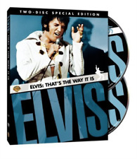PRESLEY,ELVIS-ELVIS:THAT`S THE WAY IT IS SPECIAL ED (US IMPORT) DVD NEW
