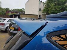 Fiesta st mk 8 spoiler riser kit in blue