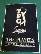 TPC sawgrass Golf Towel The Players Championship