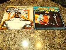 2 lp lot  sealed  rockabilly   HANK C. BURNETTE -  DUCKTAIL / + bonus   + g891