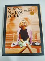 Sesso IN York Quinta Stagione Completa - 2 X DVD Castellano English