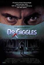 DR. GIGGLES Movie POSTER 27x40 Larry Drake Holly Marie Combs Glenn Quinn Keith