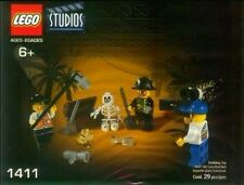 Lego Studios Pirate Scene 1411 Polybag