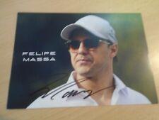 original Felipe Massa - NEU  - Formel 1