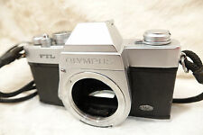 Olympus FTL Camera Body for 35mm Film. M42 Mount. UK working