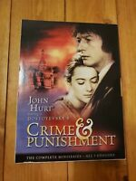 Crime and Punishment (DVD, 2003) OOP/Rare Very good Condition!