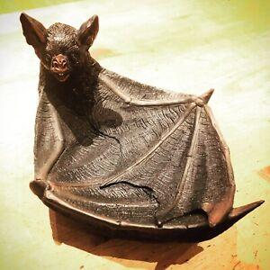 Bat Fruit Bowl Gothic Fruit Dish Vampire Alternative