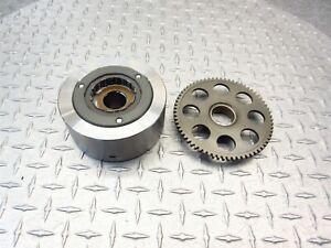 2007 06-08 Kawasaki Ninja 650R EX650R Fly Wheel Starter One Way Clutch Rotor