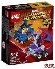 LEGO® Mighty Micros: 76073 Wolverine vs. Magneto  ! NEU & OVP !