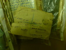 'WW2 GOLDING FAMILY 350 ARCHIVE IDISH LETTERS FROM RUSSIA 1946-1956 ISRAEL