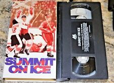 1972 SUMMIT on ICE -  SERIES CANADA vs RUSSIA USSR HOCKEY  VCR VHS