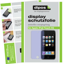 2x Apple iPod Touch 5G  Schutzfolie matt Displayschutzfolie Antireflex Passgenau