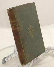 Antique 1st Edition Book Monaldi A Tale 1841 Washington Allston