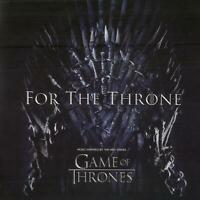For The Throne (Music Inspired By Game Of Thrones) - Various CD Sealed ! New !