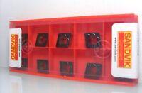 CCMT 09t304-pm 4235 SANDVIK PLAQUITA DE CORTE Insertos De Carburo 10 piezas