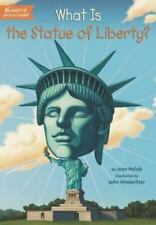 What Was?: What Is the Statue of Liberty? Joan Holub Paperback Brand New