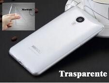 Cover Custodia per Meizu M2 Note 5.5'' Silicone Gel Tpu Morbida