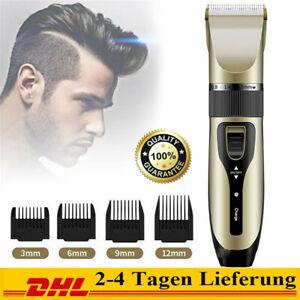Profi Haarschneidemaschine Haarschneider Hair Clipper Bart Trimmer Rasierer DE