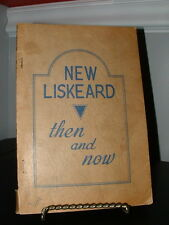 New Liskeard Then and Now - Ontario History SC 1953? 128 Pages - Good