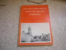 1980.nouveaux documents histoire d'Orvault.nantes