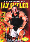 bodybuilding dvd JAY CUTLER  FROM JAY TO Z