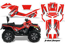 CanAm Outlander XMR Graphic Kit 500/800 AMR Decal ATV Sticker Part TRIBAL RD