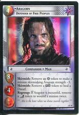 Lord Of The Rings CCG Foil Card EoF 6.R50 Aragorn, Defender Of The Free Peoples