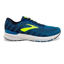 Brooks Mens Ravenna 10 Running Shoes Trainers Sneakers Blue Sports Breathable