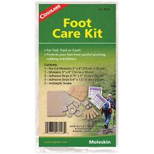 Coghlan's набор для ухода за ногами, предварительно нарезанные Молескин, клейкая полоски и антисептические щетки
